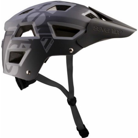 7iDP Helm M5 schwarz