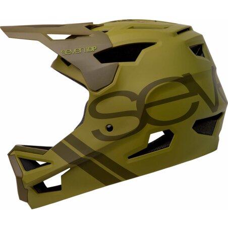 7iDP Helm Project 23 ABS grün