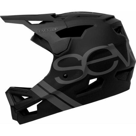 7iDP Helm Project 23 ABS schwarz