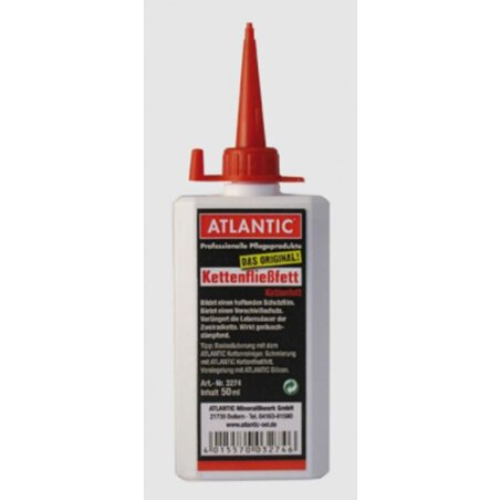 Atlantic Kettenfließfett 50 ml