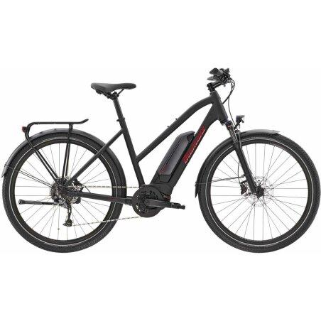 """Diamant Zing+ 500 Wh E-Bike Trapez 27,5"""" Tiefschwarz"""