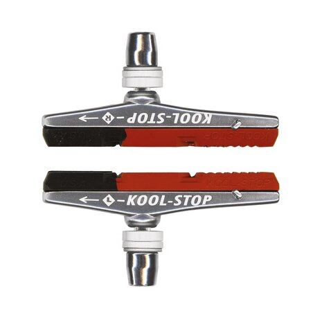 Kool Stop H12 V-Brake-V-Type Bremsschuhe Dual Compound
