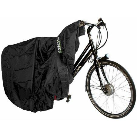 DS COVER Fahrrad-Garage Outdoor schwarz