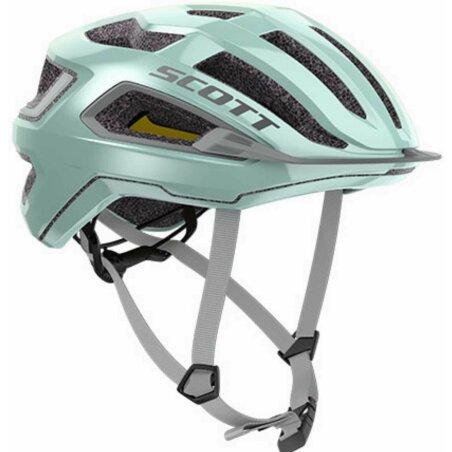 Scott Arx Plus Helm surf blue