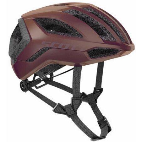 Scott Centric PLUS Helm nitro purple