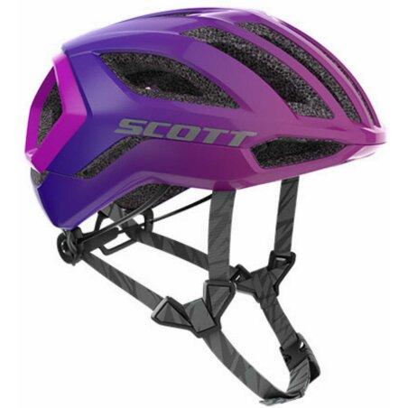 Scott Centric Plus Supersonic Edt Helm black/drift purple