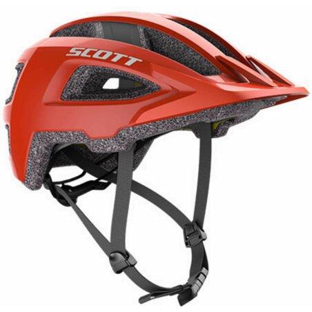 Scott Groove Plus Helm florida red