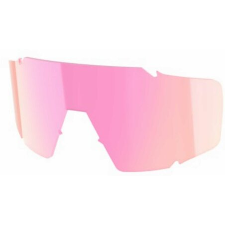 Scott Shield Sonnenbrillglas pink chrome