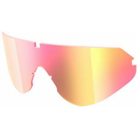 Scott Sport Shield Sonnenbrillglas pink chrome