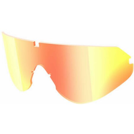 Scott Sport Shield Sonnenbrillglas red chrome