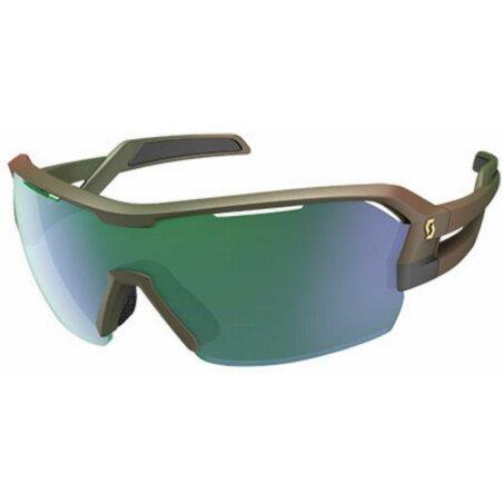 Scott Spur Sonnenbrille komodo green green chrome
