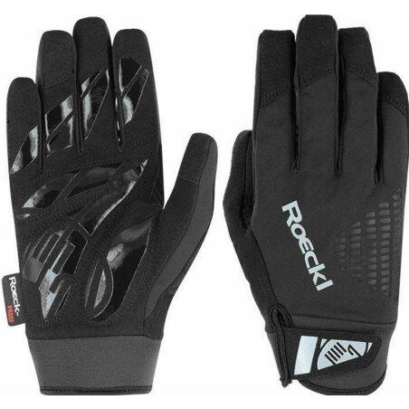 Roeckl Winter Bike Windproof Roen Handschuhe schwarz