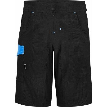 CUBE Junior Baggy Shorts inkl. Innenhose black