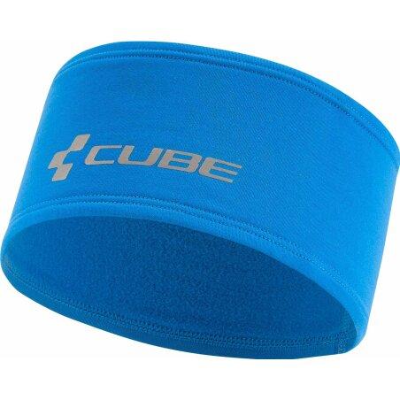 CUBE Funktionsstirnband blue