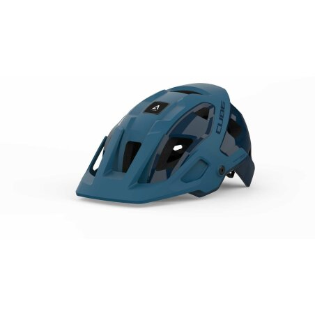 CUBE Helm STROVER blue