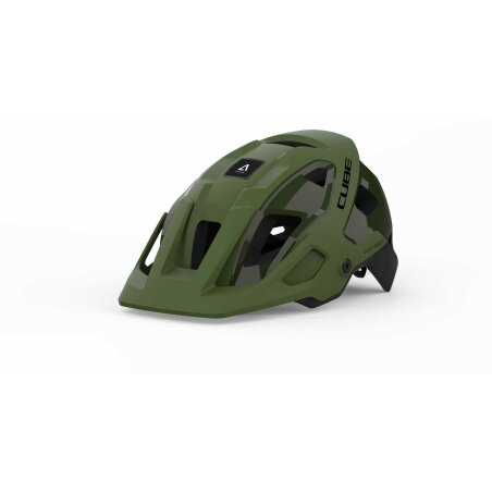 CUBE Helm STROVER olive