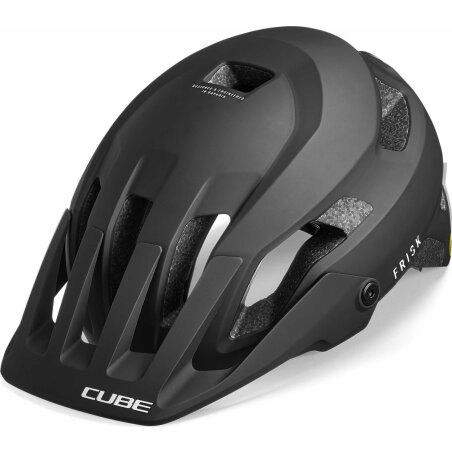 CUBE Helm FRISK black