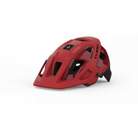 CUBE Helm STROVER red