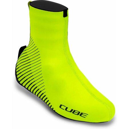 CUBE Überschuh Neopren Safety yellow