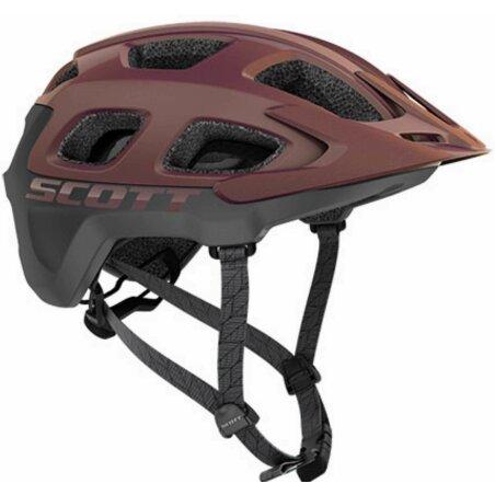 Scott Vivo Plus Helm nitro purple
