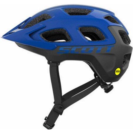 Scott Vivo Plus Helm smurple blue
