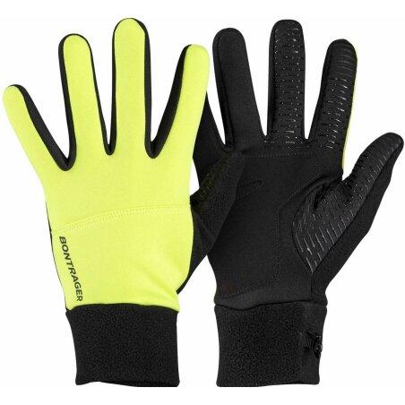 Bontrager Circuit Thermal Handschuhe radioactive yellow