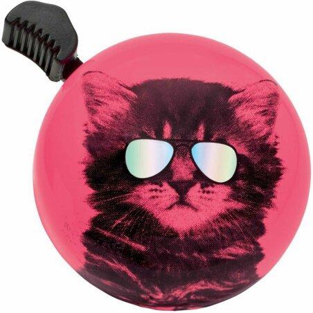Electra Domed Cool Cat Fahrradklingel pink