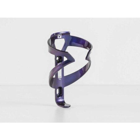 Bontrager Elite Flaschenhalter purple flip