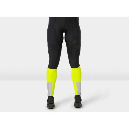 Bontrager Halo Thermo Beinlinge visibility yellow