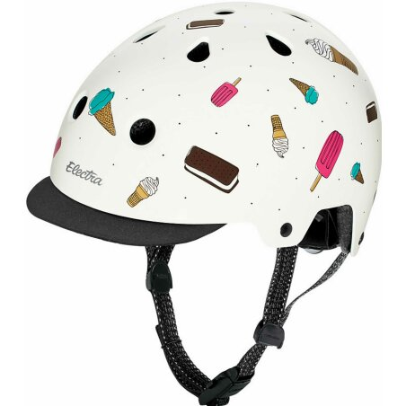 Electra Lifestyle Lux Soft Serve Helm white