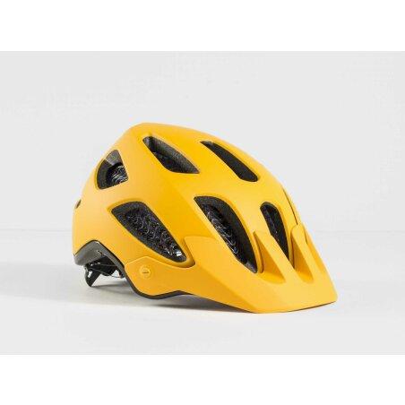 Bontrager Rally Wavecel MTB-Helm marigold/black