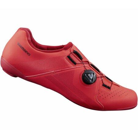 Shimano SH-RC 300 Rennradschuhe red