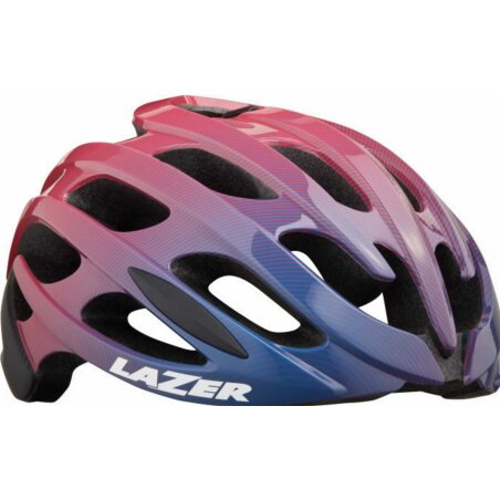 Lazer Blade+ Helm matte stripes