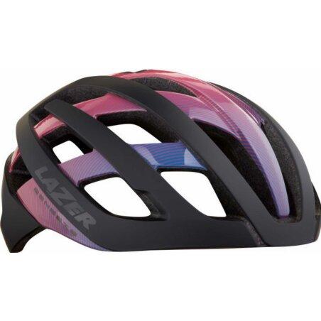 Lazer Genesis Helm matte stripes