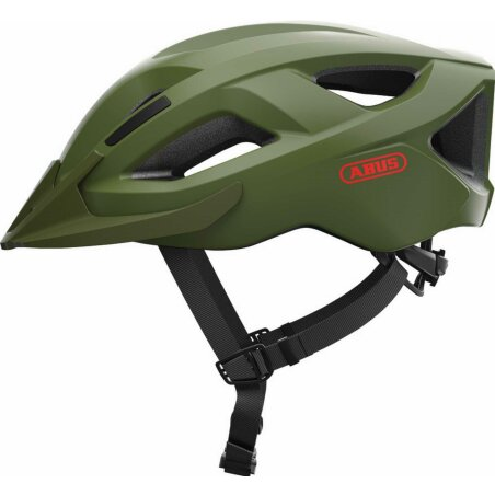 Abus Aduro 2.1 Helm jade green
