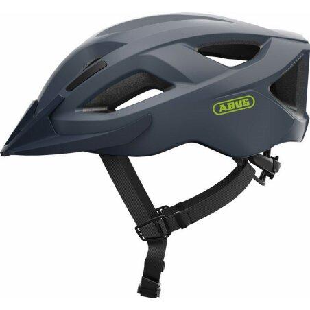 Abus Aduro 2.1 Helm slate blue
