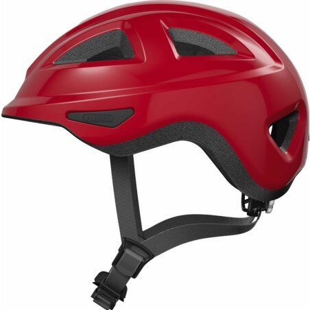 Abus Anuky 2.0 Kinder-Helm blaze red