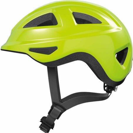 Abus Anuky 2.0 Kinder-Helm signal yellow