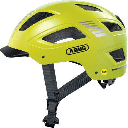 Abus Hyban 2.0 MIPS Helm signal yellow