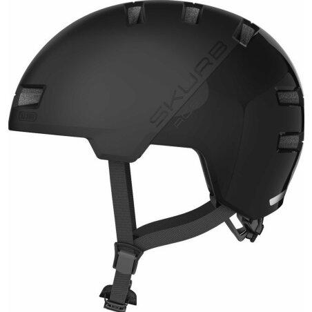 Abus Skurb ACE Helm velvet black