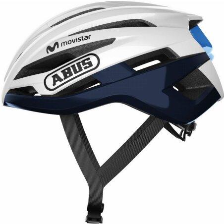Abus StormChaser Movistar Team 20 Rennrad-Helm