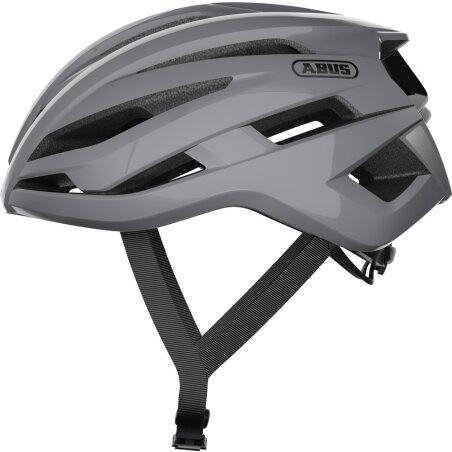 Abus StormChaser Rennrad-Helm race grey