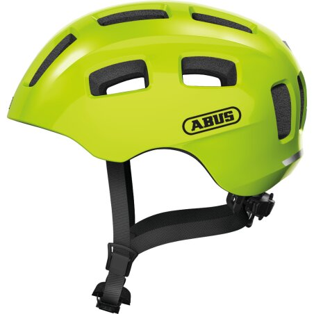 Abus Youn-I 2.0 Kinder-Helm signal yellow