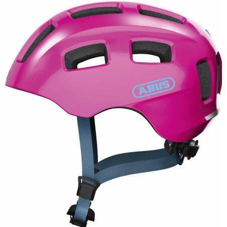 Abus Youn-I 2.0 Kinder-Helm sparkling pink
