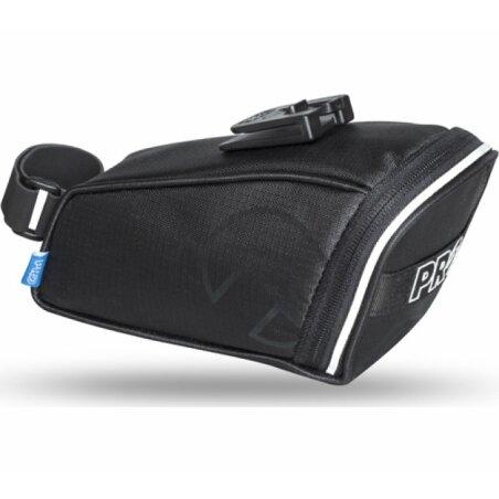 PRO Satteltasche Maxi mit Klick-Halterung schwarz 1 L