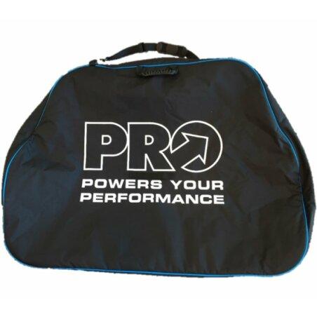 PRO Transporttasche schwarz/blau