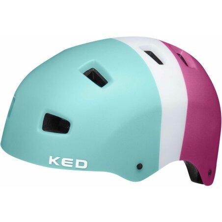 KED 5Forty Kinder-Helm retro girl