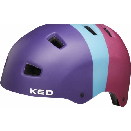 KED 5Forty Kinder-Helm retro rave