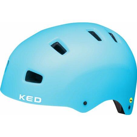 KED Citro Helm blue matt