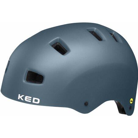 KED Citro Helm deep blue matt